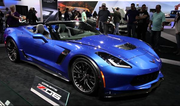 Los Angeles Auto Show Compilation
